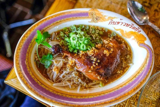 Kuaytiew Pet, at Thai Diner ($23)