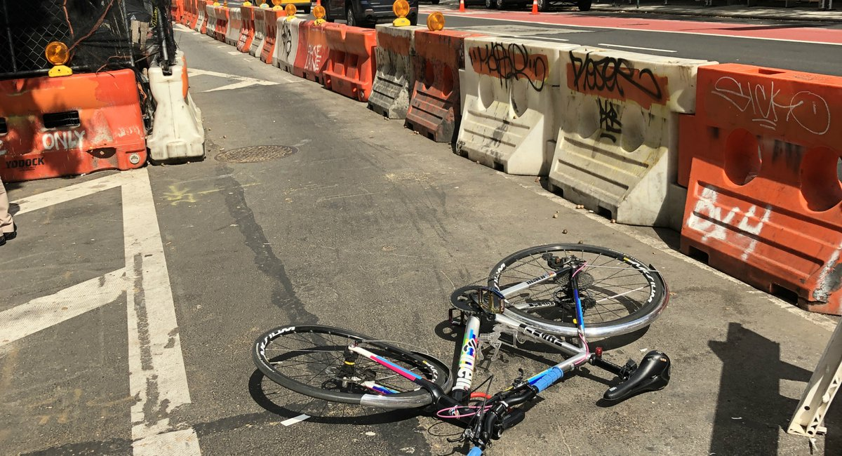 Cyclist Assaulted In East Village Infuriated By NYPD Response: 'They Immediately Started Gaslighting Me'
