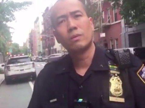 Sergeant Wu of the 7th Precinct