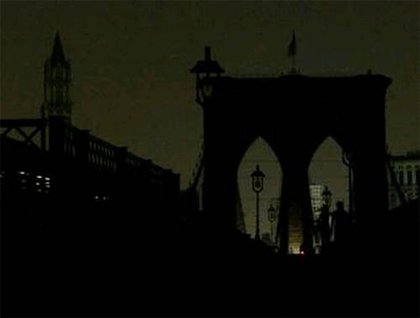 Brooklyn beckoned, though without lights.