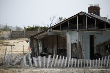 Two years after Sandy<br/>