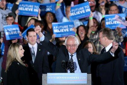 Bernie Sanders<br>