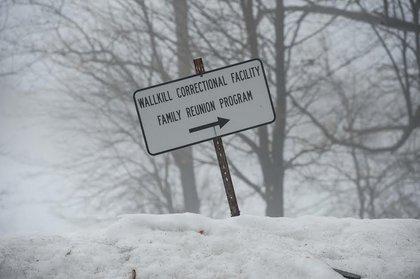 Wallkill Correctional Facility, Wallkill NY.<br/>