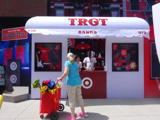 Target Issues Non-Apology After Faux CBGB Awning Is Met ...