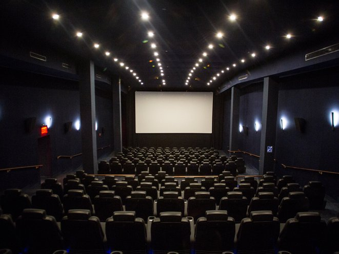 New West 57th Street Landmark Movie Theater Location With Fancy Seats And A Bar Is Now Open Gothamist