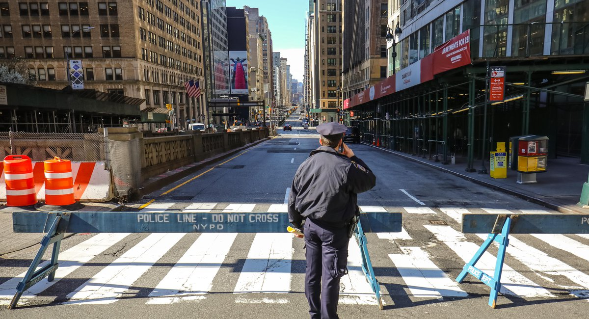 Cities Around The World Are Opening Streets To Pedestrians During ...