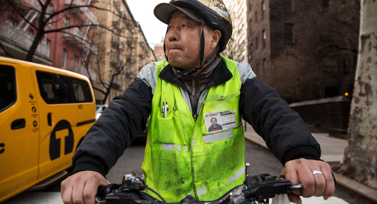Nyc S War On E Bikes Takes Toll On Immigrant Delivery