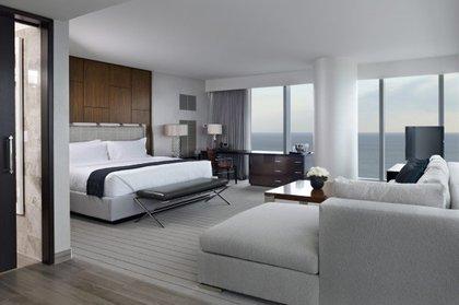 A suite<br/>