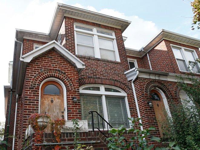 Jakiw Palij's home in Jackson Heights, Queens (AP/Shutterstock)
