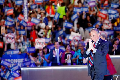 Vice Presidential nominee Tim Kaine (Getty)