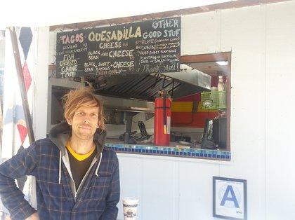Andrew Field, co-owner of Rockaway Taco.