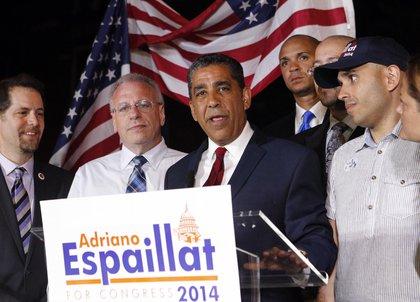 Espaillat refused to concede<br/>