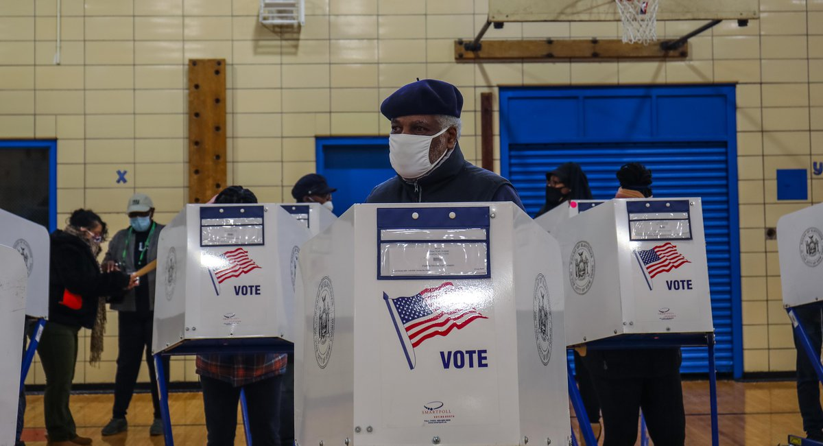 New York Poised To Expand Voting Rights As Other States Suppress Them