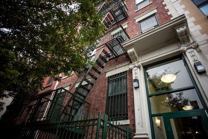 311 Alexander Avenue, where Jess Castro has lived since 2012.