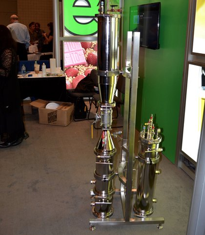 Another oil extractor, produced by Incredibles, a Colorado-based cannabis chocolate company. <br>