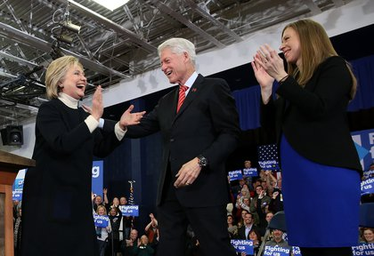 The Clintons<br>