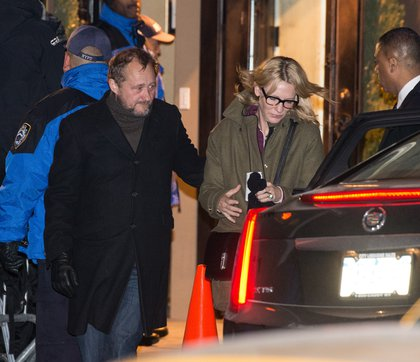 Andrew Upton and Cate Blanchett (Getty Images)