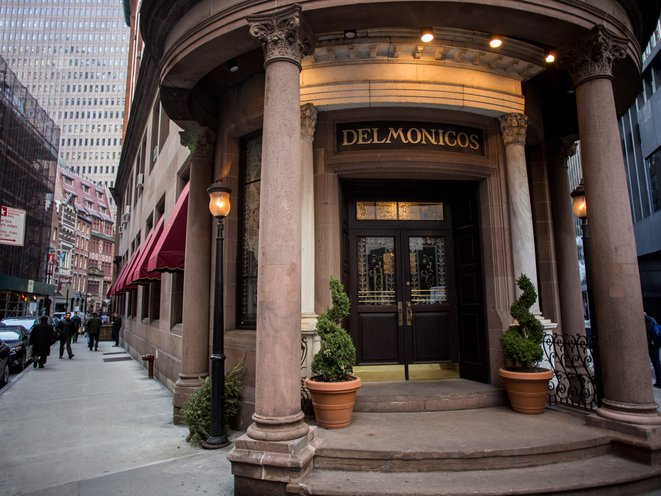 New York City S First Restaurant