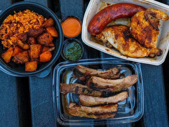 Refeição em Familia, or Family Meal ($35)