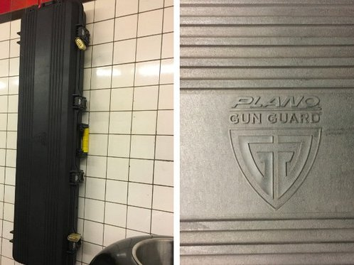 What's the MTA keeping in this gun box?