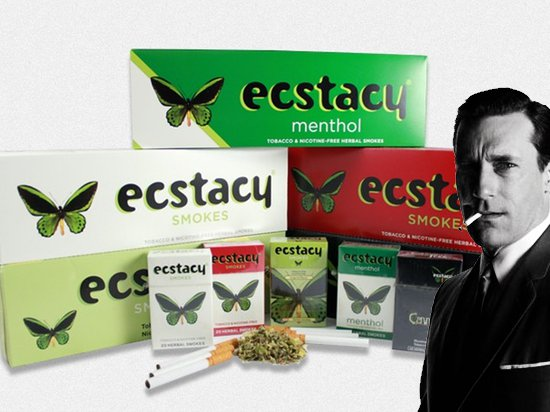 what are herbal cigarettes for