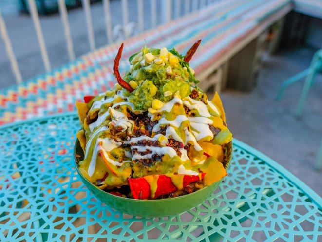 Jajaja Brings Stellar Vegan Mexican Food To The West Village - Gothamist