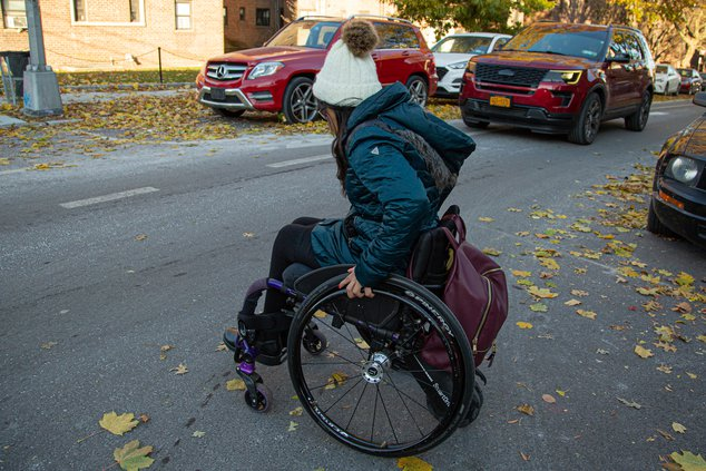 How One Wheelchair User Conquers The Sometimes Accessible NYC Transit System