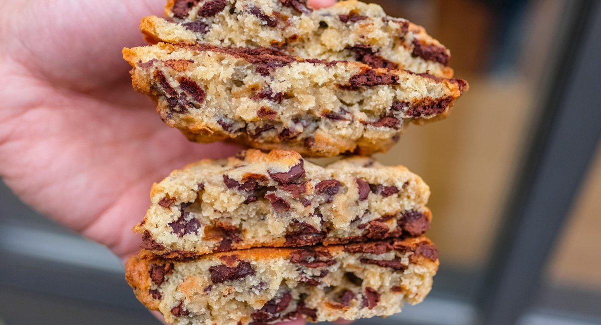 For The First Time In 25 Years, Levain Bakery Has A New Cookie