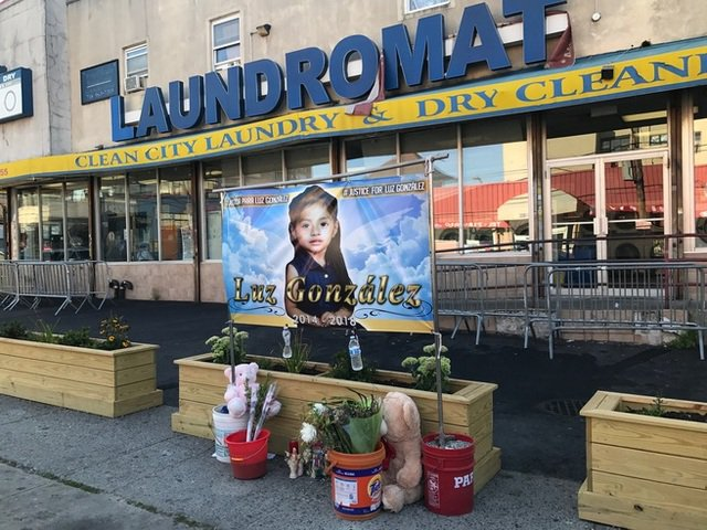 The  Clean City Laundry at Hart and Wyckoff