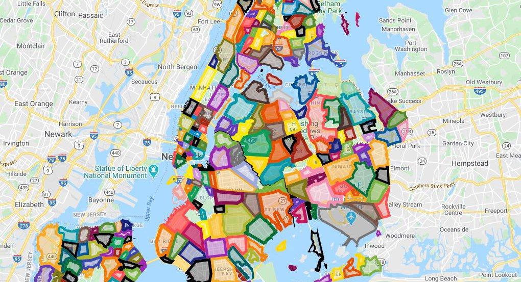Interactive Map: How Well Do You Know NYC Neighborhood Boundaries?