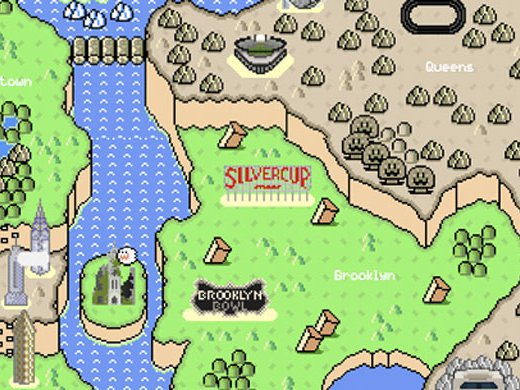 Map: The Five Boroughs Meet Super Mario Land - Gothamist Map Of Super Mario on map of moshi monsters, map of fire emblem, map of oregon trail, map of kingdom hearts, map of sports, map of pokemon, map of sesame street, map of luigi's mansion, map of angry birds, map of baseball, map of hello kitty,