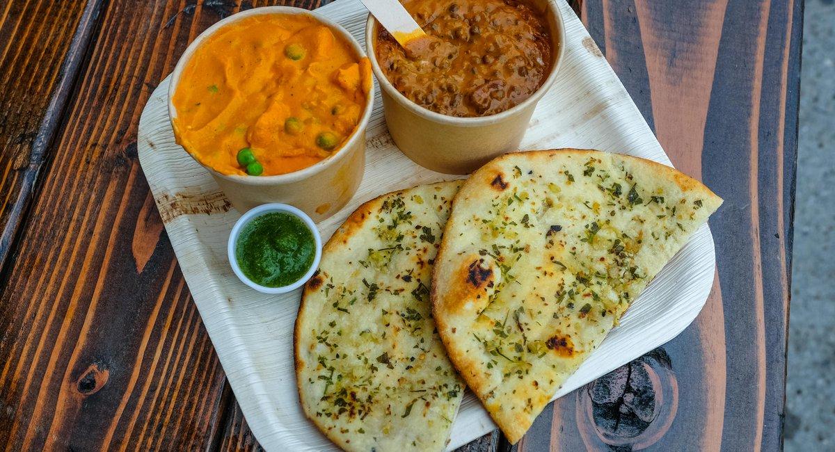 Masala Mama Serving Up Fantastic Vegetarian & Vegan Indian Dishes At A Popup In Gowanus
