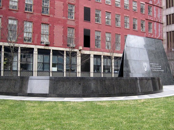 The African Burial Ground National Monument