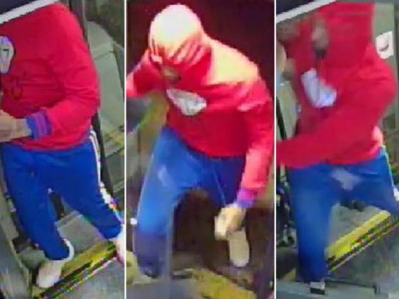The man accused of punching a bus driver in Queens on Dec. 14th