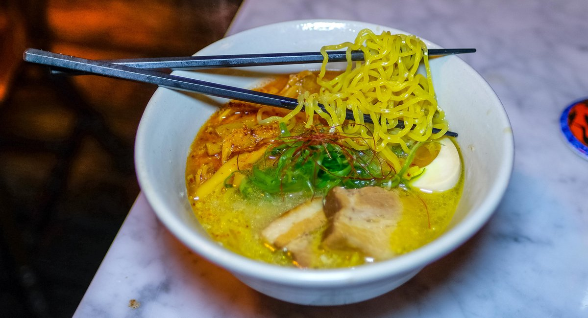 New Ramen And Cocktails Spot NR Opens On Upper East Side