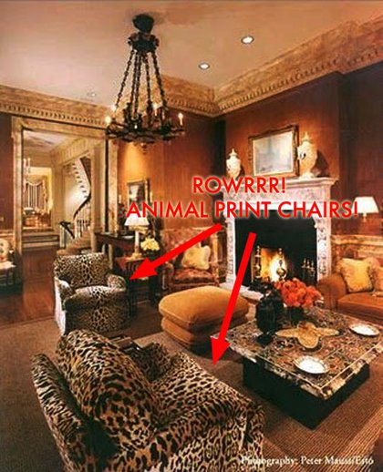 """NYC Townhouse: Is it weird that we imagine Bloomberg to be singing """"See My Vest"""" in here?"""