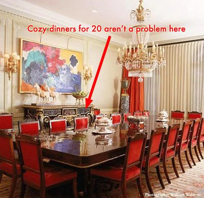 NYC Townhouse: Is this where Bloomberg has his dinners convincing other famous people to do stuff for him?