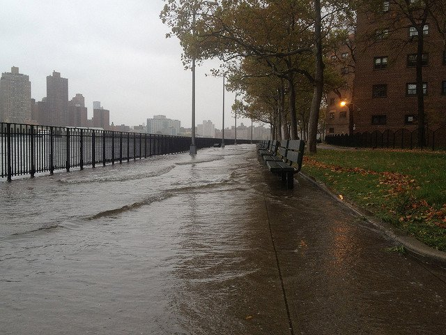 Are you prepared to live every day as if it were Hurricane Sandy?