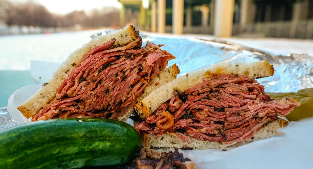 One Of The City's Great Jewish Delis Comes To The Upper West Side