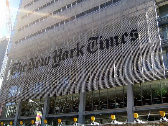 1. Times Tower, The New York Times Building, 8th Avenue between 40th and 41st Streets