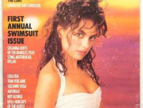 Other say they sold out when they released their 1st Swimsuit Issue, starring the Bangles' Susanna Hoffs