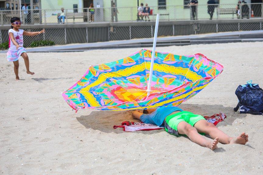 Rockaway Beach, May 2021