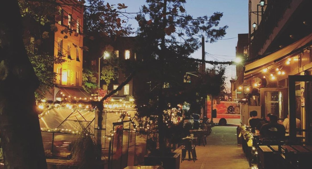 "Extra, Extra: Defiant Staten Island Restaurant Declares Itself An ""Autonomous Zone"""