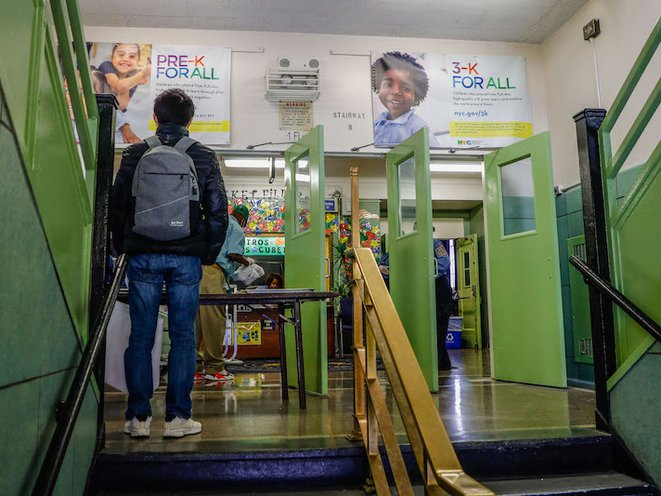 Nyc School Food Service Workers Serving Millions Of Meals Fear