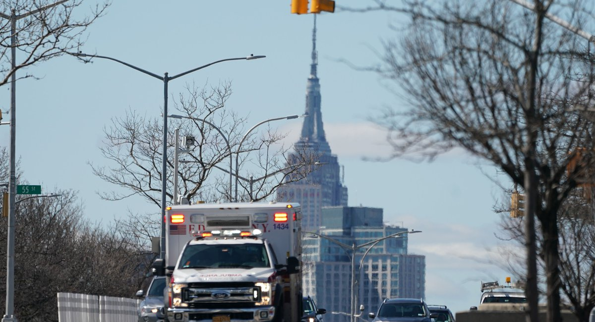 Staggering Surge Of NYers Dying In Their Homes Suggests City Is Undercounting Coronavirus Fatalities