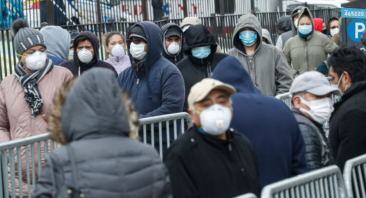 Racial Breakdown Of Nyc S Covid 19 Cases Necessary To Track The Pandemic S Inequities Gothamist