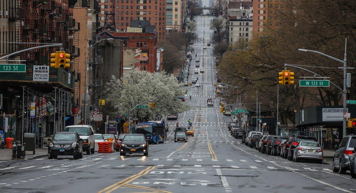 Coronavirus Updates: 222 Coronavirus Deaths In NYC Over 24 Hours
