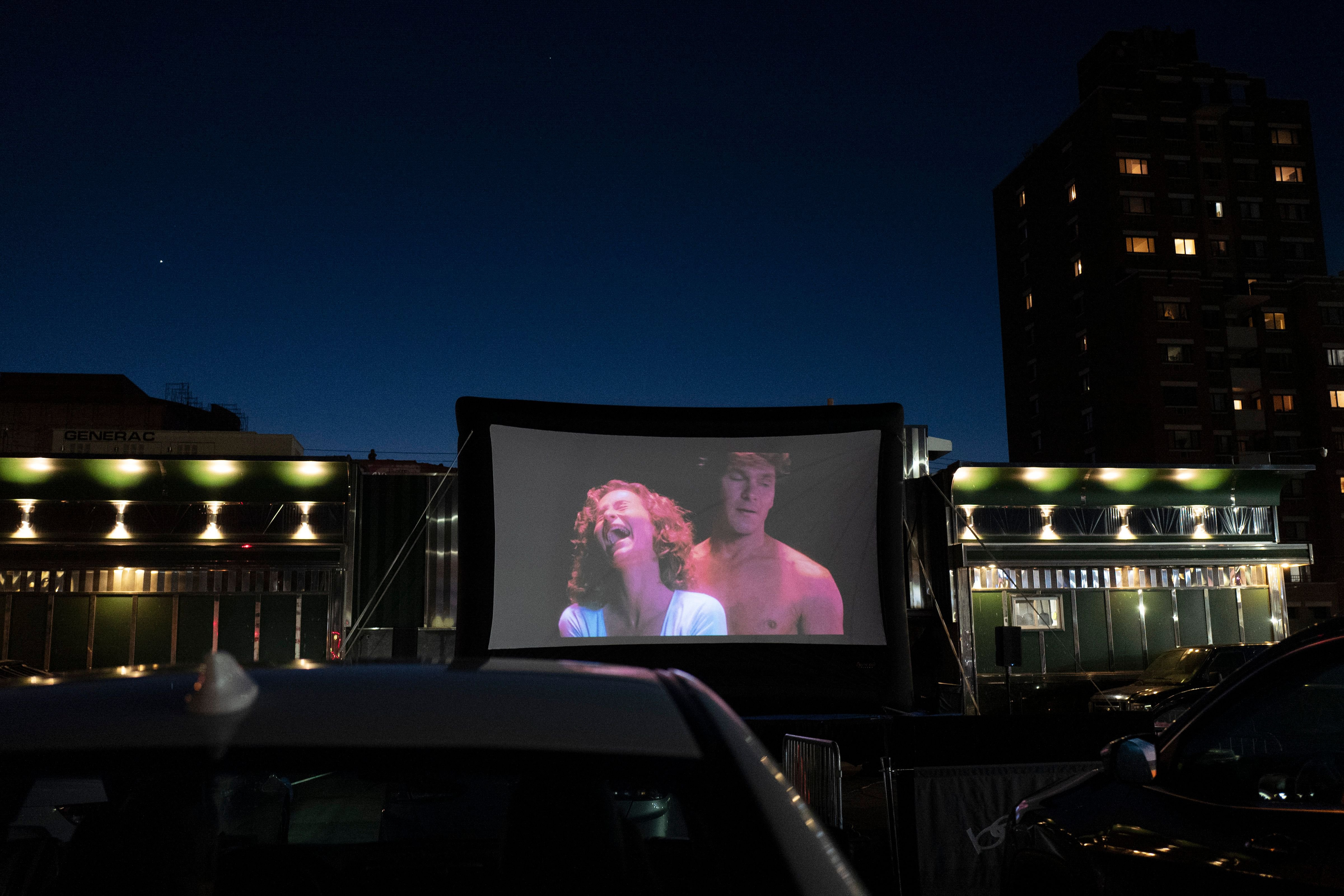 Tribeca Drive In Movie Series Coming To Orchard Beach Gothamist