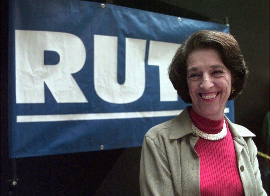 Ruth Messigner, September 1997.