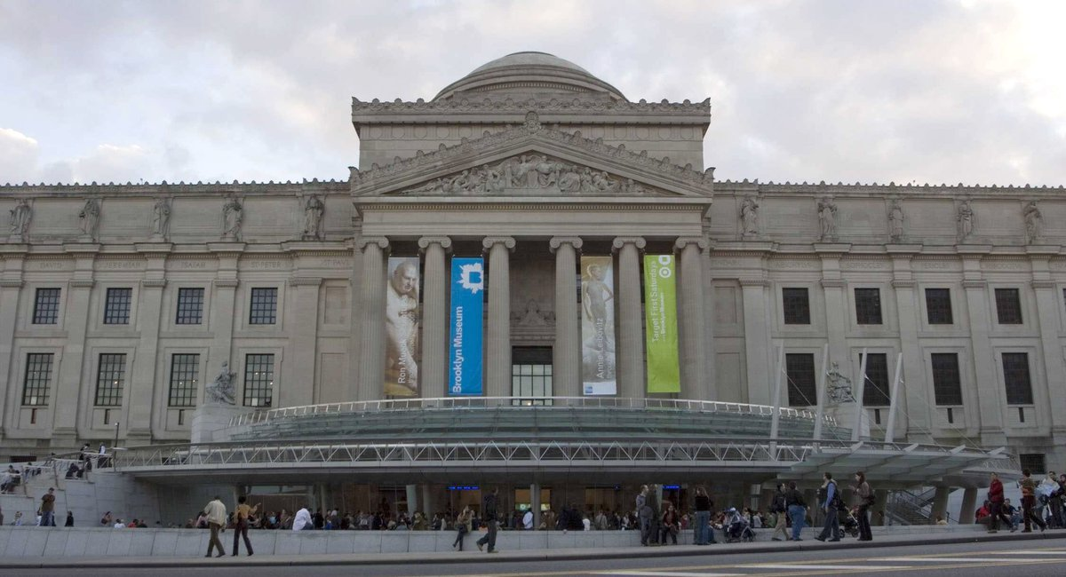 Man Dies In 'Freak Accident' At The Brooklyn Museum
